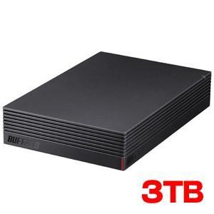 外付けハードディスク3TB HD-NRLD3.0U3-BA(ブラック)|akibaoo