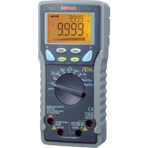 三和電気計器 サンワ PC710 デジタルマルチメータ/高確度・高分解能 パソコン接続 SANWA akibaoo