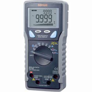 デジタルマルチメータ 高確度・高分解能(パソコン接続) PC700|akibaoo