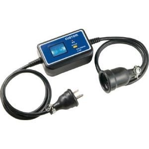 カスタム EC-200 単相2線200V用エコキーパー 簡易電力計 CUSTOM
