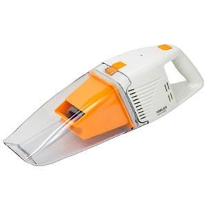液体も洗える 充電式 ハンディクリーナー ZHB-W480D(オレンジ)|akibaoo