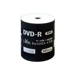 DR47JNP100_BULK DVD-R DVDR データ用 16倍速100枚|akibaoo