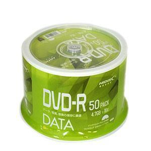 VVDDR47JP50 DVD-R DVDR 16倍速50枚