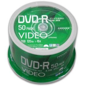 VVVDR12JP50 DVD-R DVDR CPRM対応 16倍速50枚|akibaoo