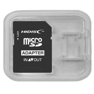 【メール便選択可】SDカード変換アダプター HD-MCCASE1CA|akibaoo