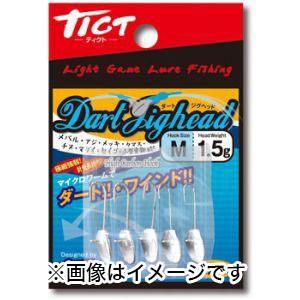TICT(ティクト) ダートジグヘッド M-1.0gの商品画像|ナビ