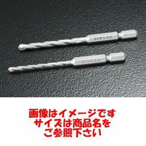 充電磁器タイル用ドリルビットTJタイプ TJ6...の関連商品9