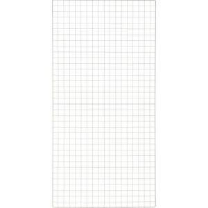 トラスコ 棚用ディスプレイネット 金具付 900×1800 ネオグレー TN-9018 NG メーカー直送 代引不可 akibaoo