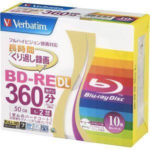 VBE260NP10V1 BD-RE BDRE DL 50GB 2倍速10枚|akibaoo