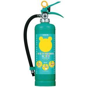 住宅用強化液 くまさん消火器1.5L(ホース付) ALS-1.5RH akibaoo