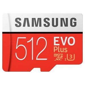 【メール便選択可】【microSDXC 512GB】MB-MC512GA EVO+シリーズ【UHS-...