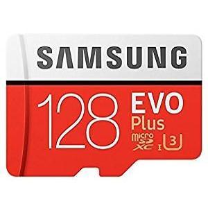 【microSDXC 128GB】【UHS-I U3】【Class10】アダプタ付 MB-MC128GA EVO+シリーズ akibaoo