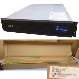 [中古] 動作OK 100V仕様 2U型 大容量 3.0 kVA 無停電電源装置 シュナイダーエレクトロニクス APC Smart-UPS 3000 LCD RM 2U (ラックレール付) akibapalette