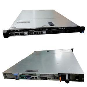 [中古] 6コア Xeon E5 DELL 1U PowerEdge R320 (6コア12スレッド Xeon E5-2430L 2.0GHz/12GB/3.5inch SAS 300GB*2/RAID/DVD/CentOS6.7)|akibapalette