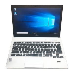 [中古]フルHD 1920×1080 高性能モバイル 富士通 Lifebook FMV-S904/J (Core i5-4300U 1.9GHz/4GB/320GB/DVD/Wi-Fi/Webcam/Windows10 Pro)|akibapalette