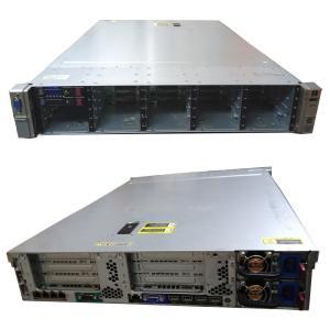[中古] 計32コア HDD25個装着可! 2Uラック型 hp ProLiant DL385p GEN8 (16コア Opteron 6376 2.3GHz*2/32GB/300GB*2/RAID/CentOS6.7)|akibapalette