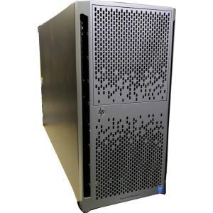 [中古]Windows Server 2012 R2 タワーサーバ hp Proliant ML350p GEN8 (4コア Xeon E5-2609 v2 2.5GHz/16GB/2.5inch 300GB*2/RAID/DVD/Win2012)|akibapalette