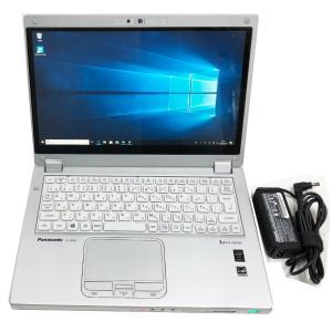 ●12.5型フルHDタッチパネル液晶搭載! Panasonic Let's note CF-MX4GDKCS (Core i3-5100U 2.1GHz/4GB/SSD128GB/Wi-Fi/Bluetooth/Windows10)|akibapalette