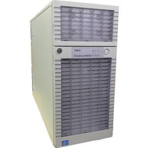 [中古]16コア Windows 2008 Server R2 NEC Express5800 T120d (8コア Xeon E5-2470 2.3GHz*2/24GB/2.5inch 300GB*6 SAS RAID/DVD/電源*2)|akibapalette