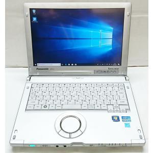 [中古] ノートPC&タブレット兼用 Panasonic Let's note CF-C1 (Core i5-2520M 2.5GHz/4GB/250GB/Wi-Fi/Windows10 Pro)|akibapalette