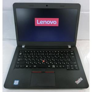 [中古] Intel第6世代CPU搭載!! 14.0型ノート Lenovo ThinkPad E460 (Core i3-6100U 2.3GHz/4GB/500GB/Wi-Fi/Webカメラ/Windows10-64bit)|akibapalette