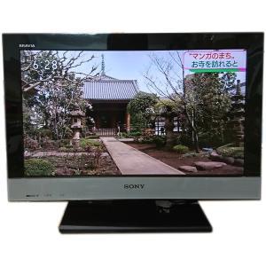 [中古] ソニー 地デジ/BSデジタル ハイビジョン 22V型液晶テレビ SONY BRAVIA KDL-22EX300/B 新品リモコン付属 akibapalette