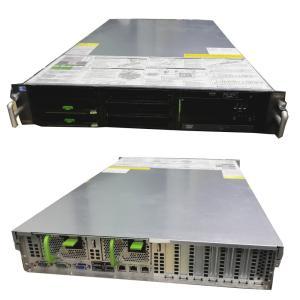 [中古] 8コア16スレッド 2Uラックサーバ 富士通 Primergy RX300 S5 [6] (4コア Xeon E5520-2.26GHz*2/16GB/3.5inch 300GB*2/RAID/DVD/CentOS6.7)|akibapalette