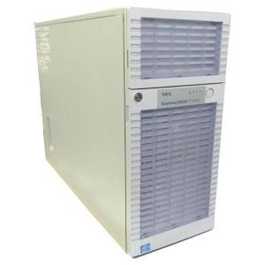 [中古] CPU*2 8コア 格安タワーサーバー NEC Express5800 T120d [3] (4コア Xeon E5-2407 2.2GHz*2/16GB/2.5inch 146GB*5 SAS RAID/CentOS 6.7)|akibapalette