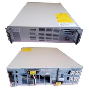 [中古] 高機能 100V仕様 3Uラック型 大容量 3.0 kVA 常時インバータ給電方式 無停電電源装置 Hyper Pro N2 UPSS-30HP007 ラックレール付 akibapalette