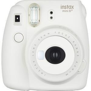 インスタントカメラ instax mini 8+ (チェキ8プラス) バニラ akibasoko