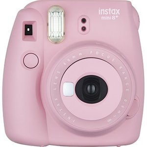 インスタントカメラ instax mini 8+ (チェキ8プラス) ストロベリー akibasoko