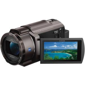 4Kビデオカメラ FDR-AX40(TIC)/SONYの商品画像