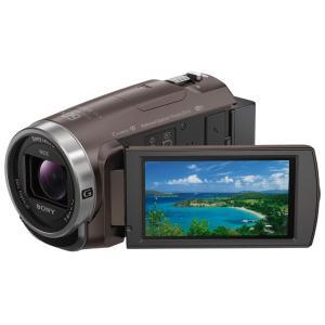 フルハイビジョンビデオカメラ HDR-CX680...の商品画像