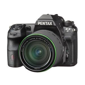 PENTAX K-3 II 18-135 WR レンズキット