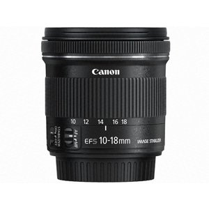 EF-S10-18mm F4.5-5.6 IS STM/Canon