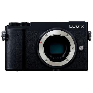 Panasonic ミラーレス一眼カメラ LUMIX DC-GX7MK3-K ボディ ブラック 展示品の商品画像|ナビ