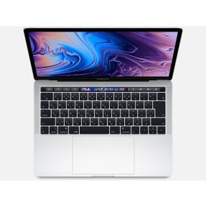 Touch Barを搭載した13インチのMacBook Pro 2019年モデル