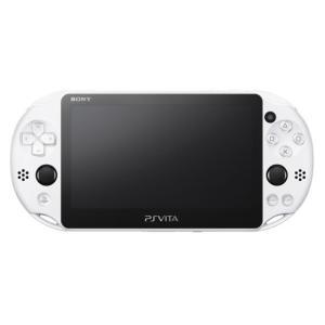 PlayStation Vita Wi-Fiモデル PCH-2000 ZA22 (グレイシャー・ホワイト)/SONY