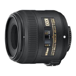AF-S DX Micro NIKKOR 40mm f/2.8G/Nikon|akibasoko