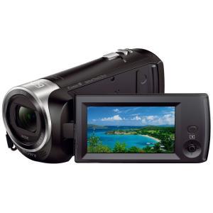 【訳アリ・保証書押印有り】フルハイビジョンビデオカメラ HDR-CX470(BC)/SONY|akibasoko
