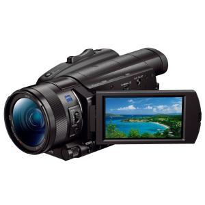 【訳アリ・メーカーリフレッシュ品】4Kビデオカメラ FDR-AX700/SONY|akibasoko