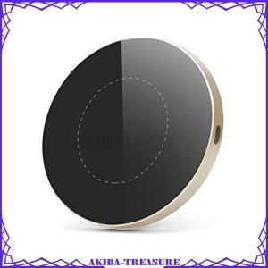 【最適のプレゼントqi 充電器 10w wireless Fast Charge急速ワイヤレス充電q...