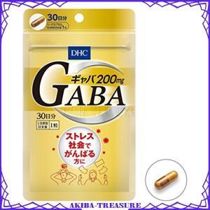 【ポスト投函送料無料・同梱代引き不可】DHC  ギャバ(GABA) 30日分  30粒の商品画像 ナビ