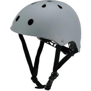 エバニュー スポーツヘルメット110 50〜56cm グレー EVERNEW ERA110 30|akichan-do