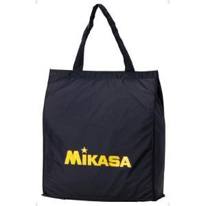 【在庫処分】【送料290円】ミカサ レジャーバックラメ入り ブラック MIKASA BA22 BK akichan-do