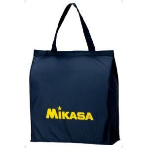 【在庫処分】【送料290円】ミカサ レジャーバックラメ入り ネイビー MIKASA BA22 NB akichan-do