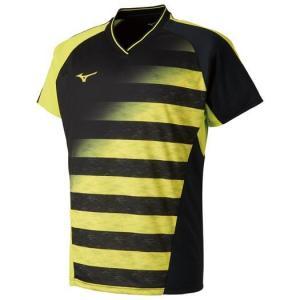 【在庫処分】【送料無料】ミズノ ゲームシャツ(ラケットスポーツ) ブラック Mizuno 72MA8002 09 akichan-do