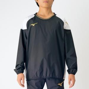 【送料290円】ミズノ ピステシャツ[ジュニア] ブラック Mizuno P2ME7170 09|akichan-do