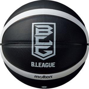 【在庫処分】モルテン バスケットボール7号球 Bリーグバスケットボール ブラック×ホワイト molten B7B3500KW akichan-do