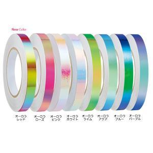 【送料290円】ササキ オーロラテープ オーロラレッド SASAKI HT8 AUR|akichan-do